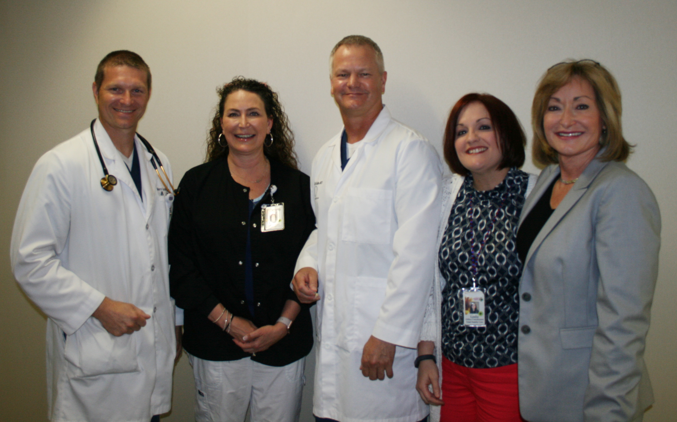Grateful patients say &39thank you&39 for world-class care - Lawrence