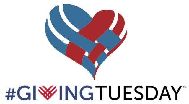 Giving Tuesday heart logo