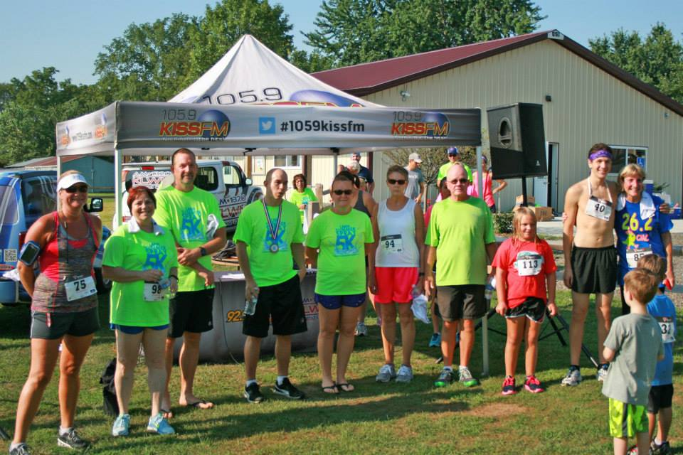 Congratulations to these participants in all three 2015 LMH Summer Spray 5Ks!